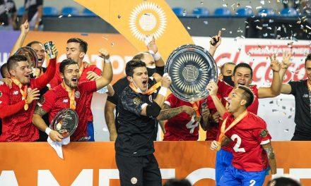 Costa Rica ratifica el título