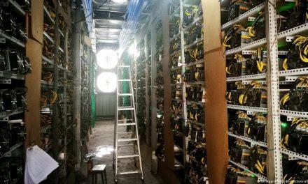 Mal momento del bitcoin