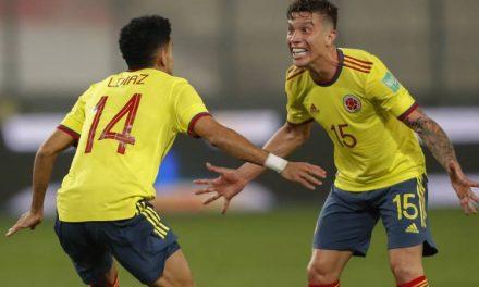 Colombia se impuso en Lima