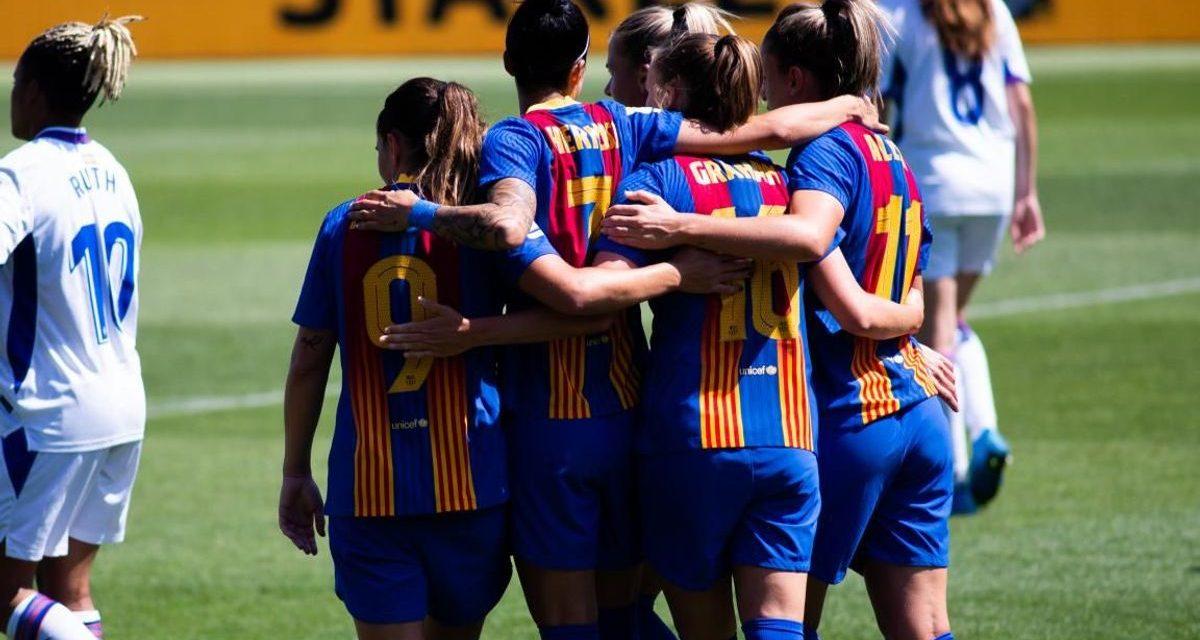 Temporada agridulce para Barcelona