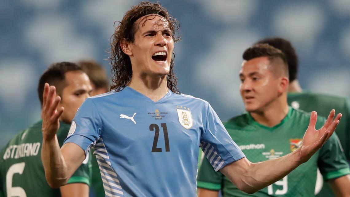 Uruguay clasificado