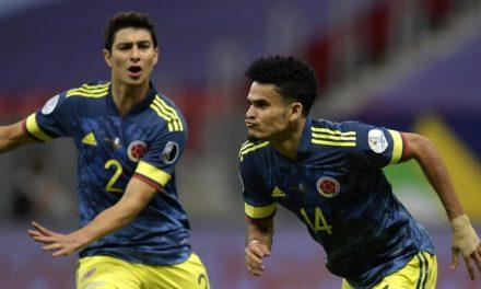 Colombia al podio