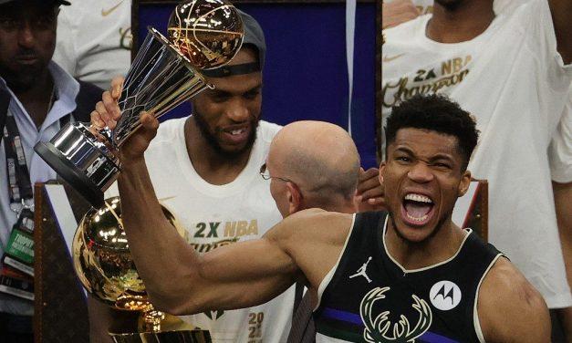 ¡Milwaukee Bucks campeón!