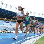 Atletismo argentino en tokio