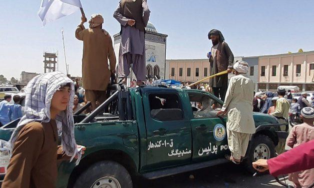 El regreso talibán