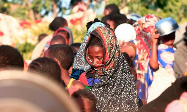 Violaciones y secuestros en Etiopía