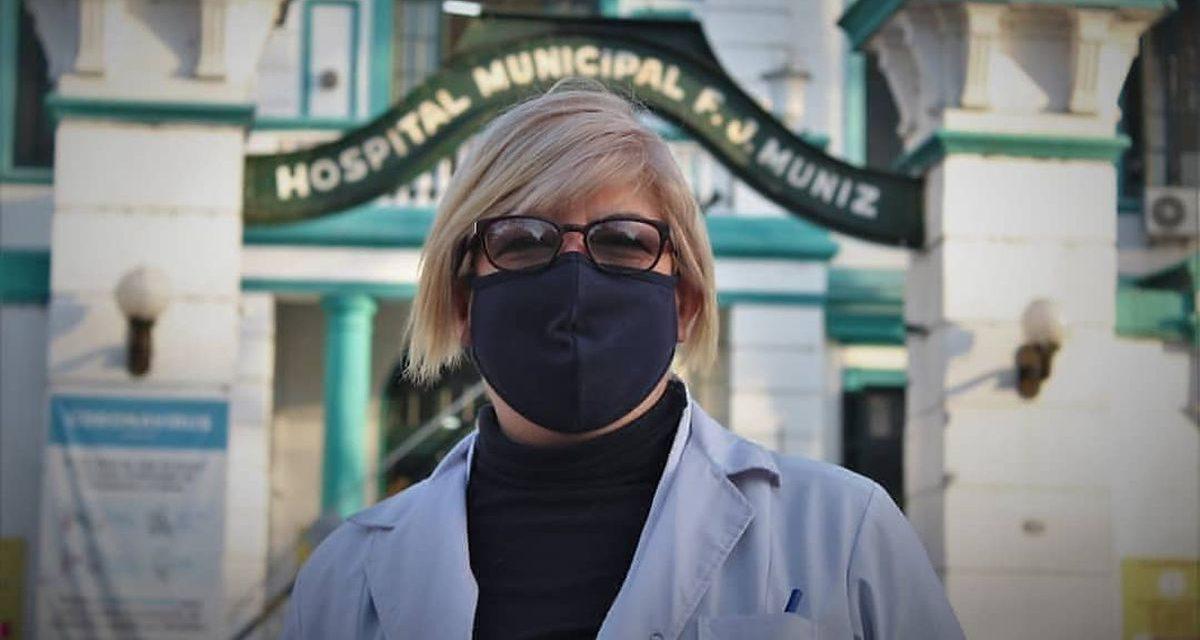 """""""Los casos bajaron pero la pandemia no terminó"""""""