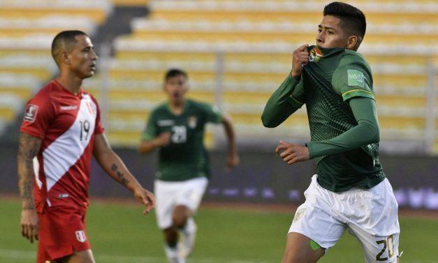Bolivia ganó en casa